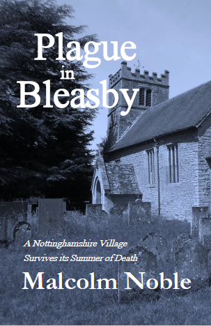 plague in bleasby cover